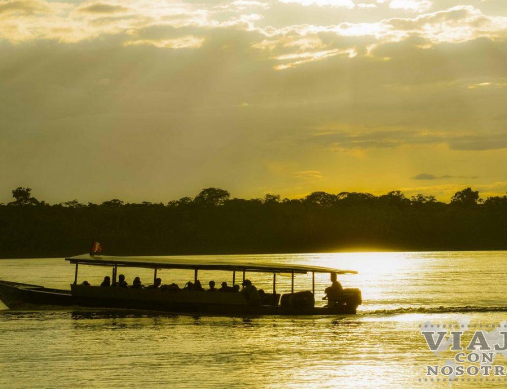Puerto Maldonado: Isla de los Monos