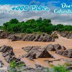 4000 Islas: Don Khone, Cataratas Lhi Phi