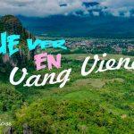 Vang Vieng: Cueva del Elefante y Mirador