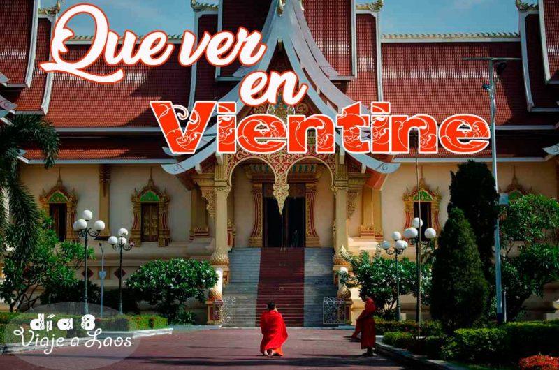 mejores lugares que visitar en viantiane