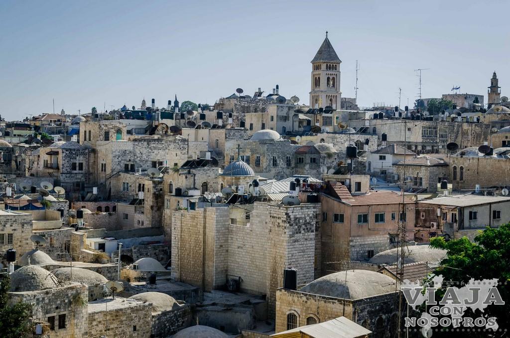Mejores hoteles y más económicos de Jerusalen