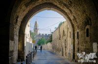 Barrio Armenio de Jerusalen