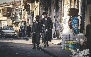 Barrio Mea Shearim Jerusalen