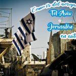 Madrid - Tel Aviv - Jerusalén