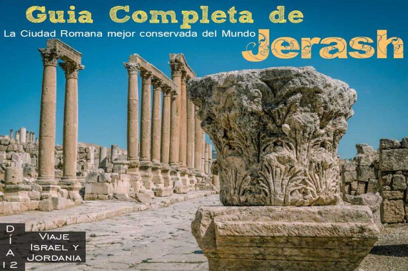 Como ir a Jerash desde Amman por libre