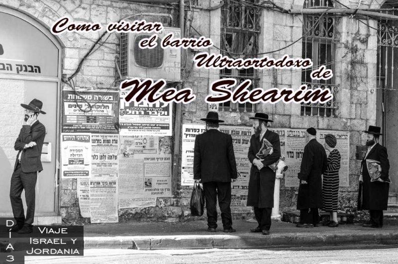 Guia Completa para visitar la Ciudad Vieja de Jerusalen