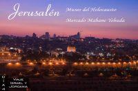 Museo del Holocausto en Jerusalen