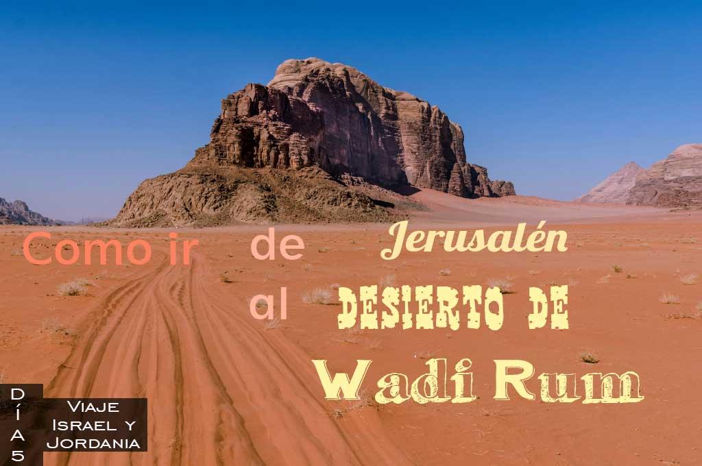 Como cruzar la frontera de Israel a Jordania