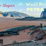 Wadi Rum - Petra