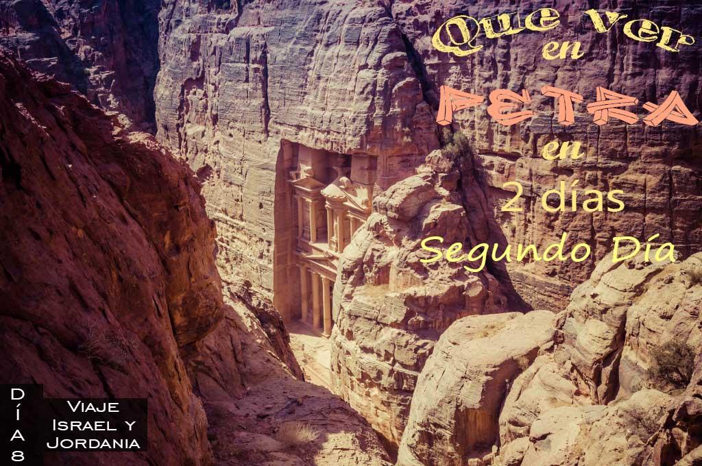Guia definitiva de Petra