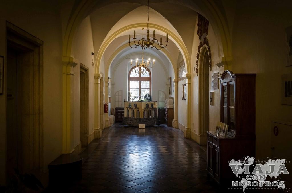 Hospicio austriaco en Jerusalen