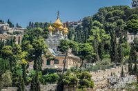 Iglesia Maria Magdalena Monte de los Olivos
