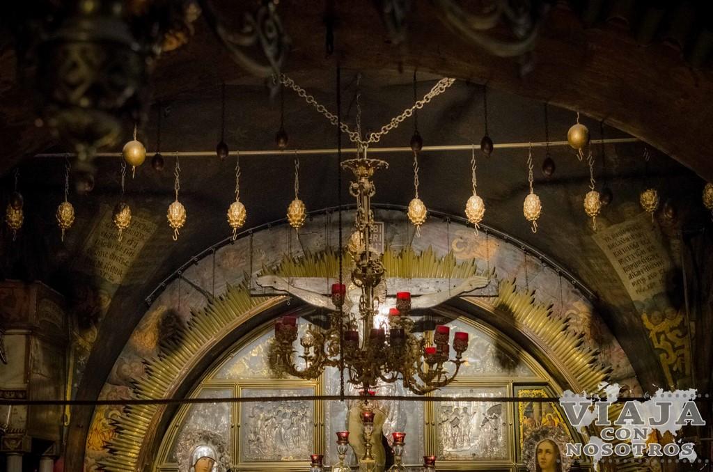 Santo Sepulcro de Jerusalen