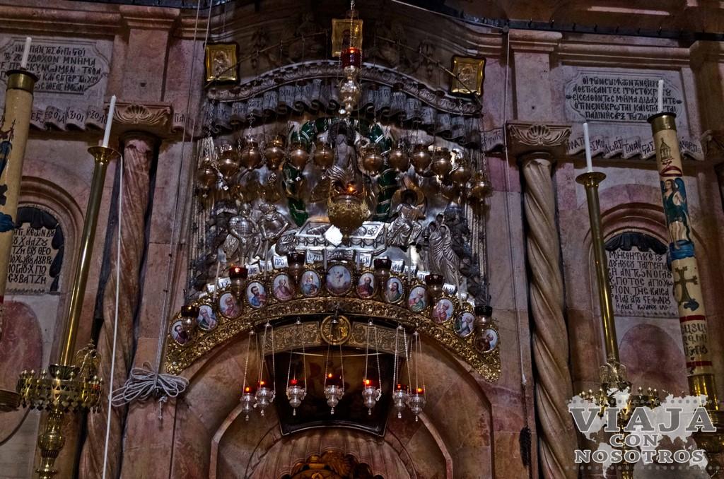 Como visitar el Santo Sepulcro