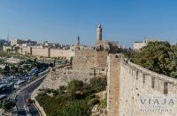 La muralla de Jerusalen