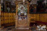 tumba de la virgen en jerusalem
