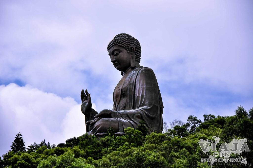 Como ir a la Isla de Lantau en transporte público
