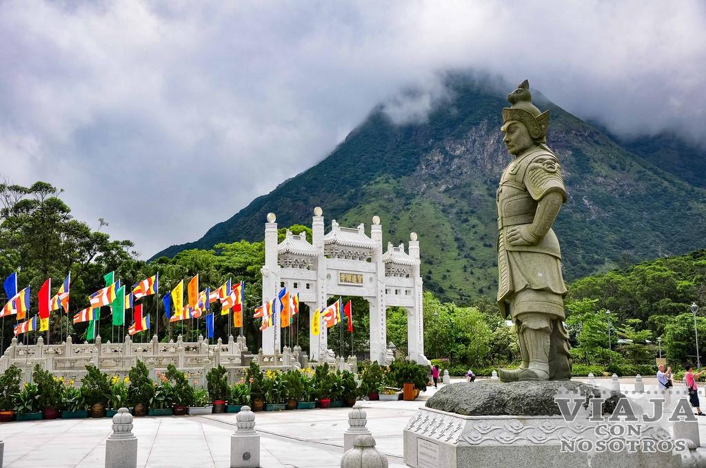 Visitar la isla de lantau por libre