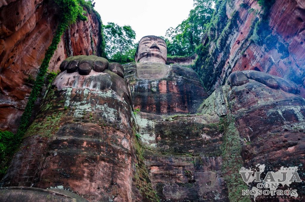 Como visitar el Gran Buda de Leshan por tu cuenta
