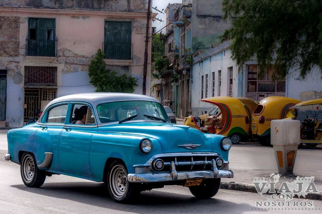 Guía para vistar La Habana