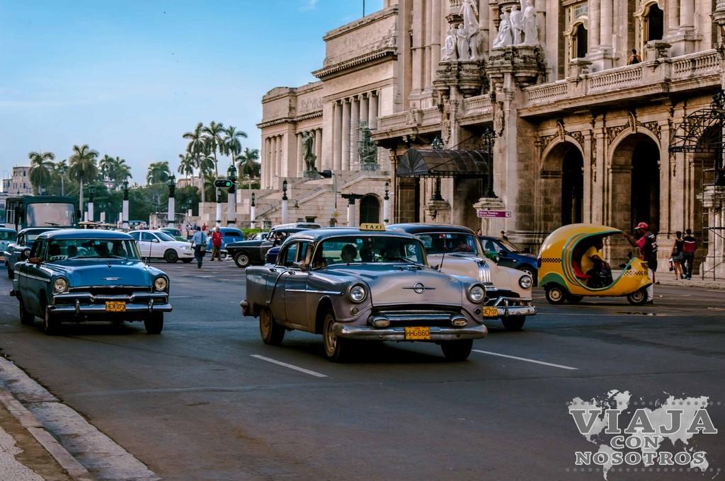 El Capitolio Nacional de Cuba