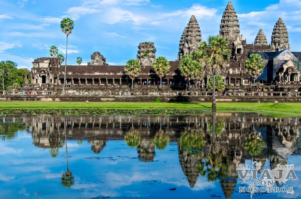 Cuantos días para ver los Templos de Angkor