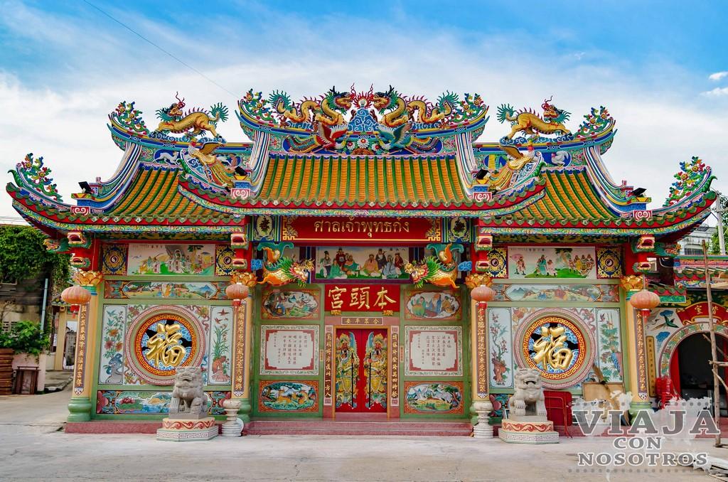 los mejores templos de Ubon Ratchathani