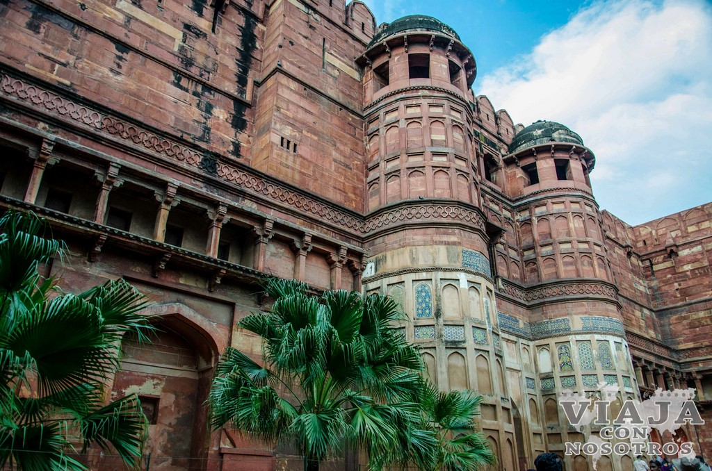 Donde alojarse en Agra
