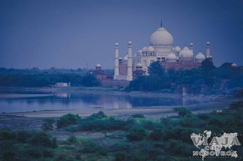 Guía para visitar Agra