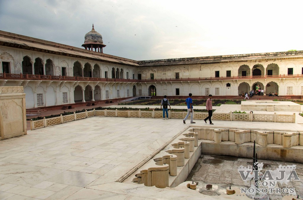 Donde comer en Agra