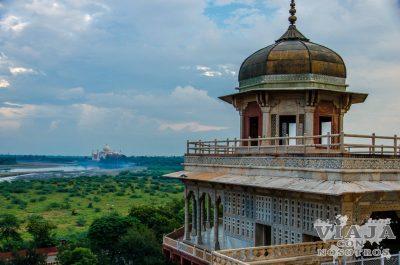 Lugares que visitar en Agra