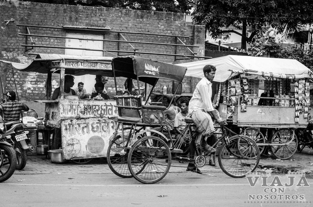 Que ver en Agra en un día