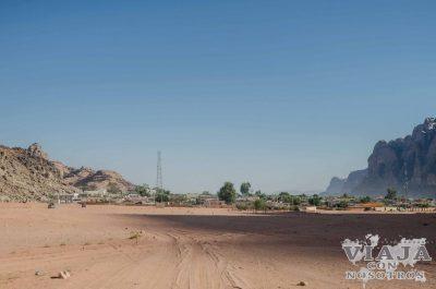 Como ir a Petra desde Wadi Rum