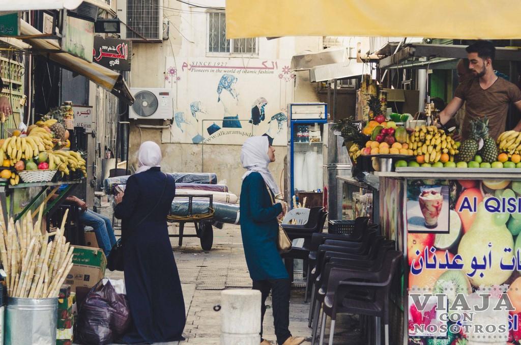 Que ver en Amman en un día
