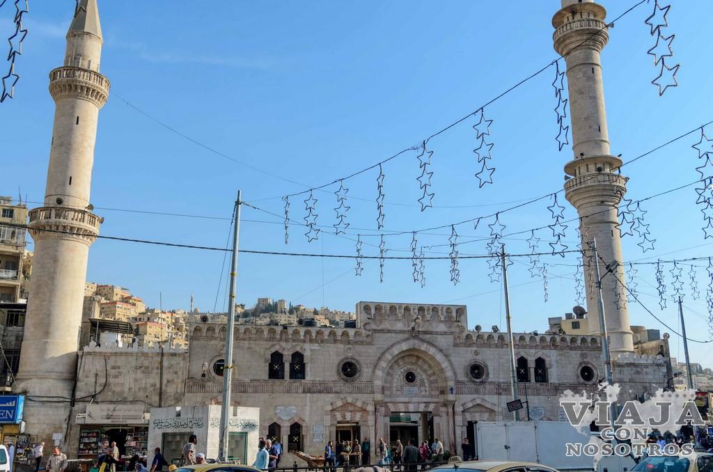 Mercados en Amman