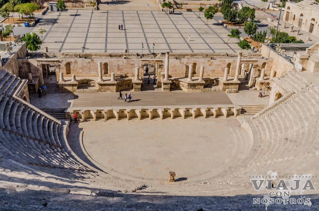 Anfiteatro de Amman