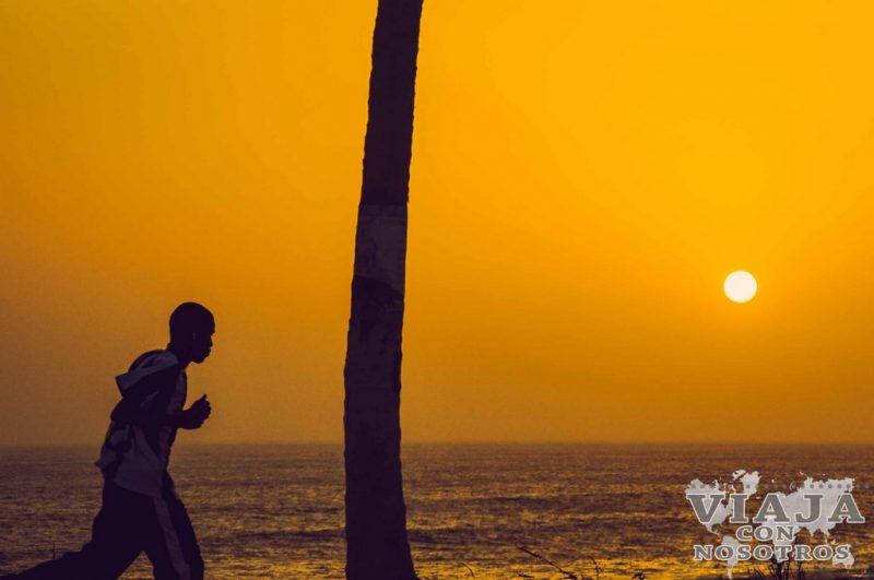 Isla de Hitou de Senegal