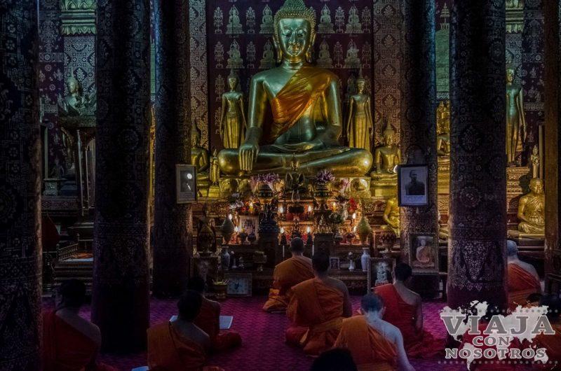 Wat Phaphay luang prabang