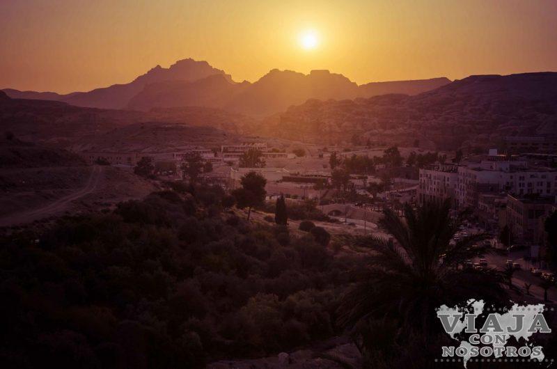 Mirador Tesoro Petra
