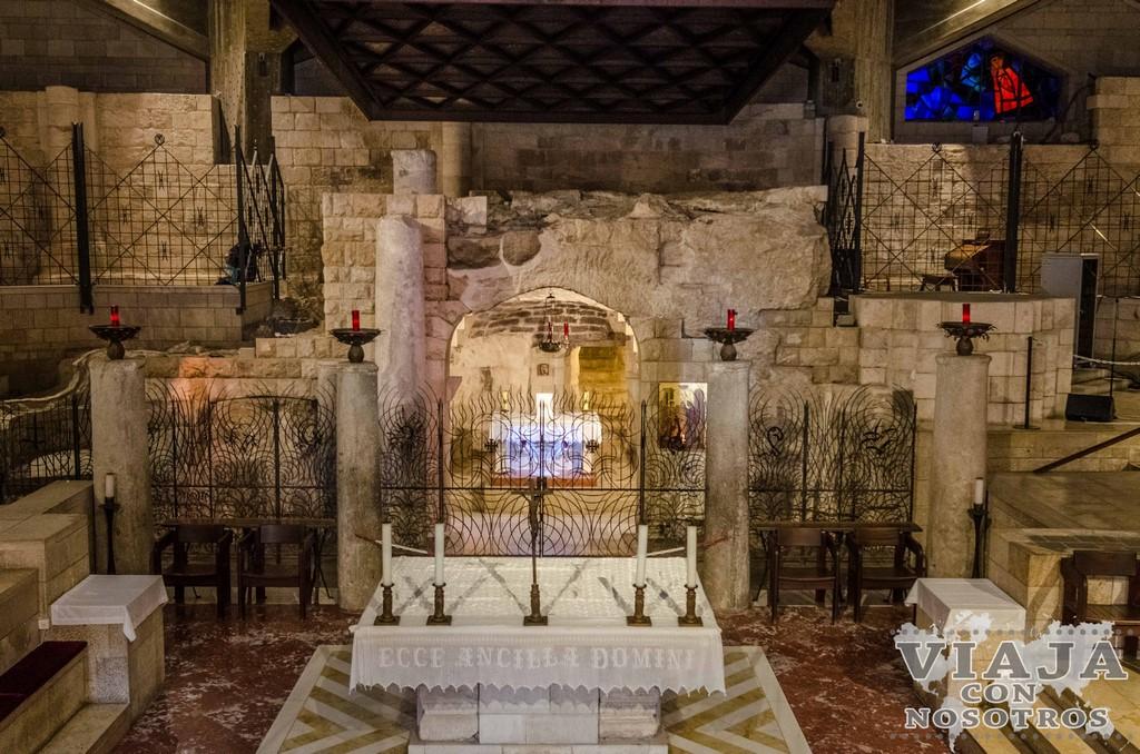 Horario de autobuses de Nazareth