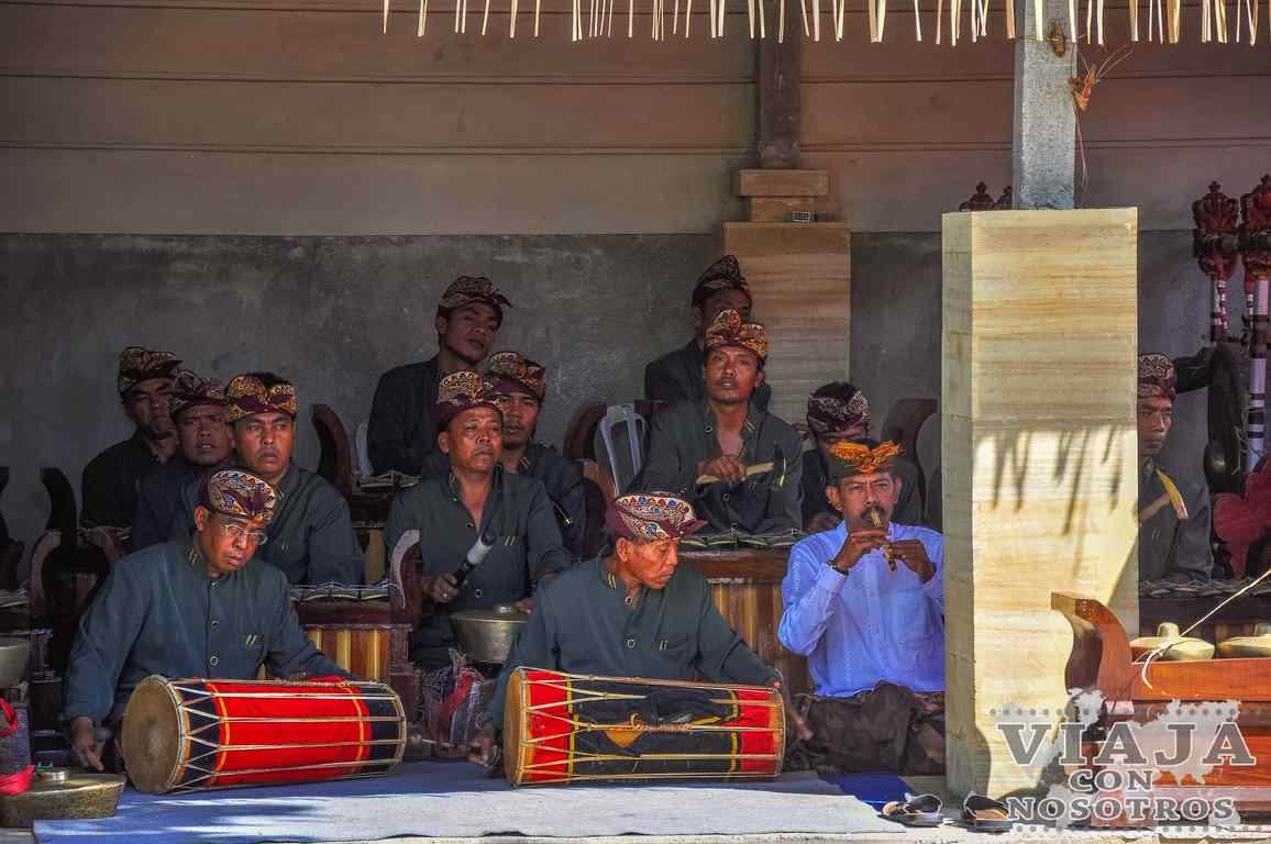 Ritos religiosos de Bali