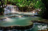 cascadas kuang si por libre