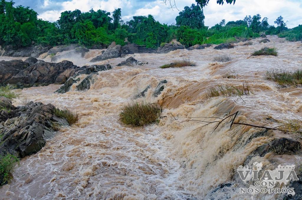 como visitara las cataratas lhi phi en laos