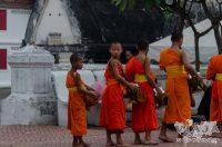 ceremonia monjess luang prabang