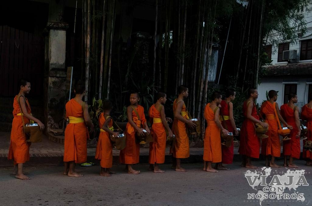 como llegar a luang prabang