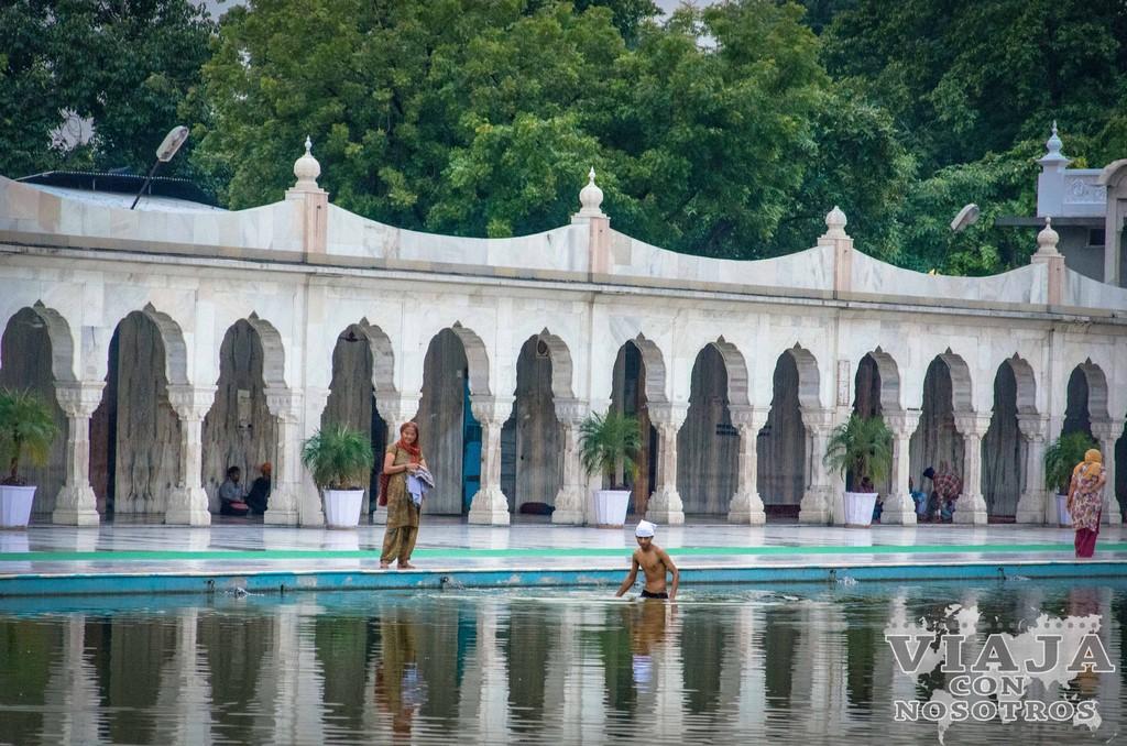 Mejor zona para alojarse en Nueva Delhi
