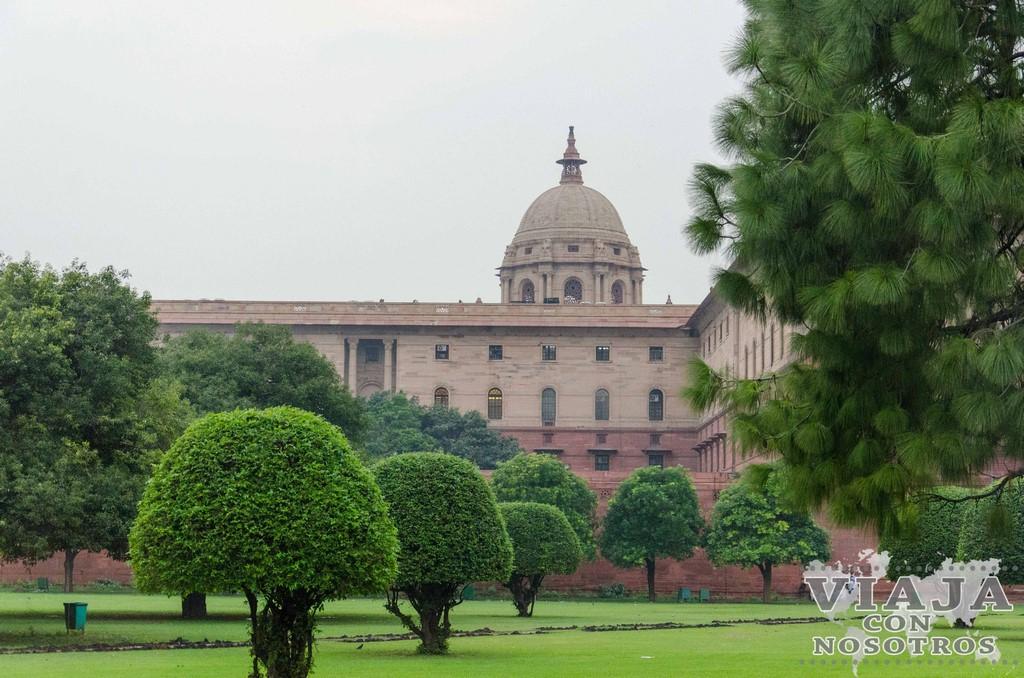 Ruta por Delhi en un solo día