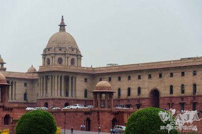 Parlamento de la India Nueva Delhi