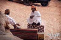 Lo que te vas a gastar en el desierto de Wadi Rum
