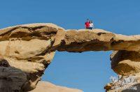 Lo que te vas a encontrar en el desierto de Wadi Rum